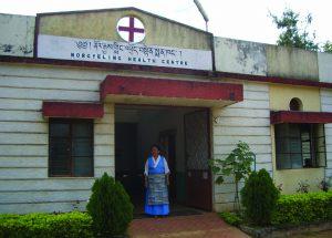 Bhandara health center