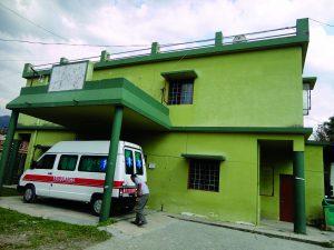 Dekyiling Health Centre