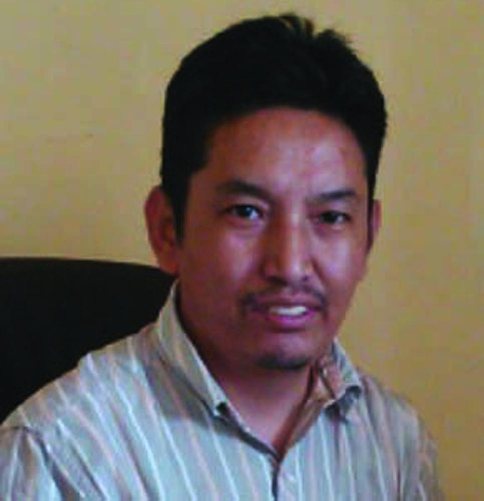 Migmar Tashi