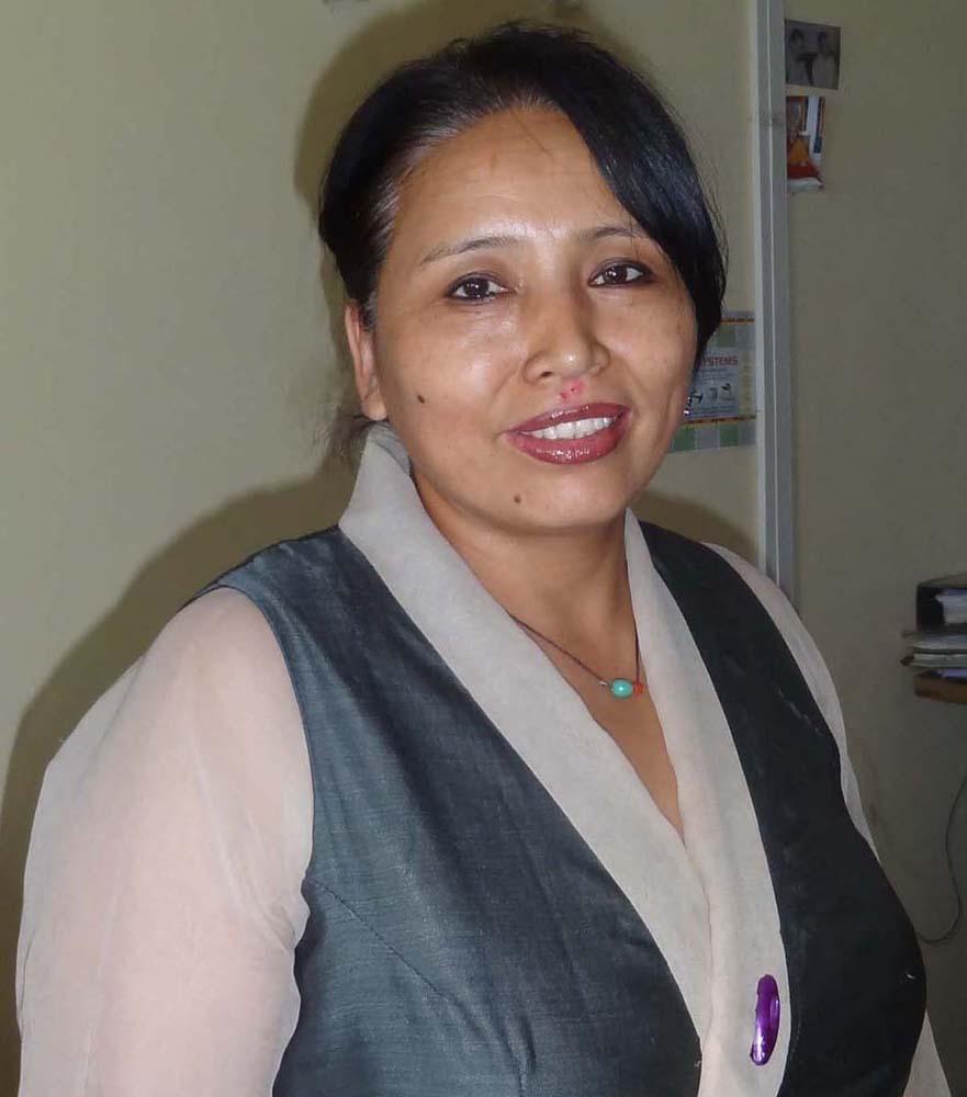 Tashi Yangzom