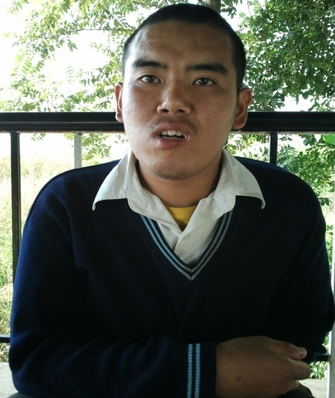 TENZIN SANGPO